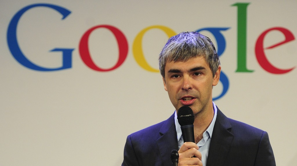 Google CEO Slams Facebook
